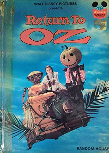 Walt Disney Pictures Presents Return to Oz