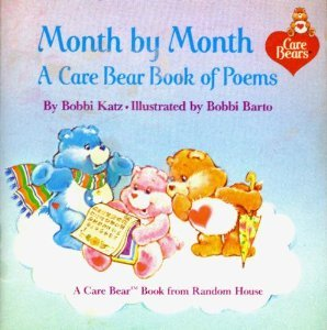 Month By Month: A Care Bear Book: Katz, Bobbi