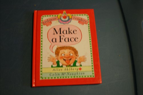 9780394871929: Make a Face (Red Nose Readers)