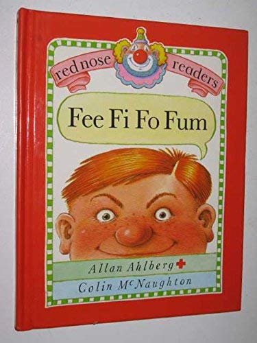 9780394871936: Fee Fi Fo Fum (Red nose readers)
