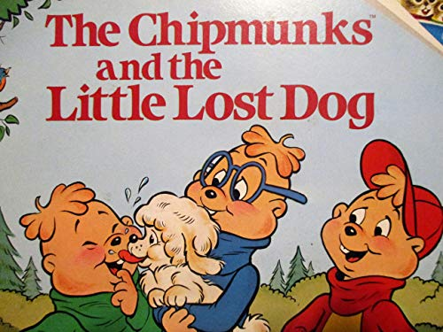 9780394872049: The Chipmunks and the Little Lost Dog (Random House Pictureback)