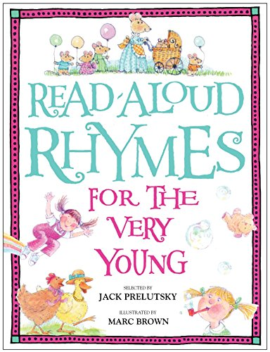 9780394872186: Read-Aloud Rhymes for the Very Young