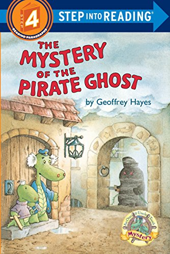 Step into Reading Mystery Pirate: Hayes, Geoffrey