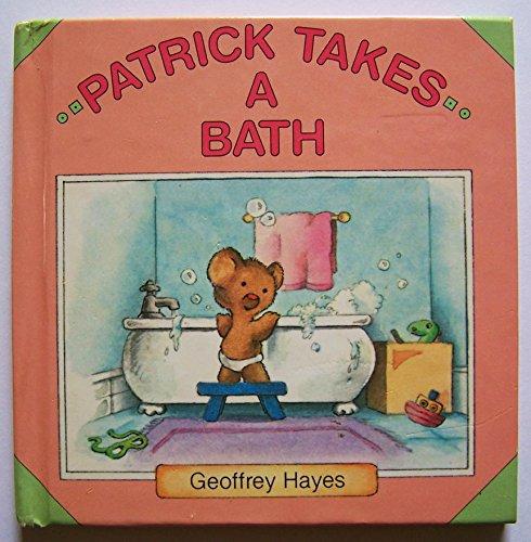 9780394872650: Patrick Takes a Bath