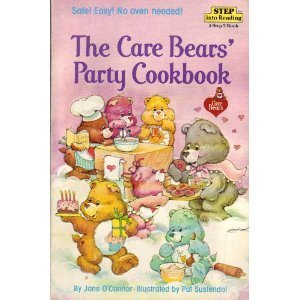 9780394873053: Care Bears' Party Cookbook (Step Into Reading, a Step 2 Book)