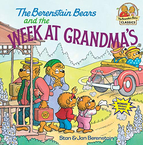 9780394873350: The Berenstain Bears and the Week at Grandma's