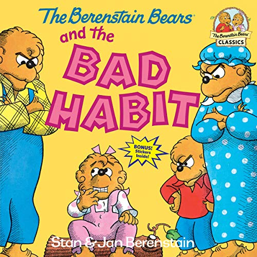 9780394873404: The Berenstain Bears and the Bad Habit