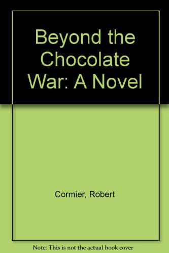 an examination of the book the chocolate wars by robert cormier Teacher's pet publications litplan teacher pack™ for the chocolate war based on the book by robert cormier written by barbara m linde & janine h sherman.