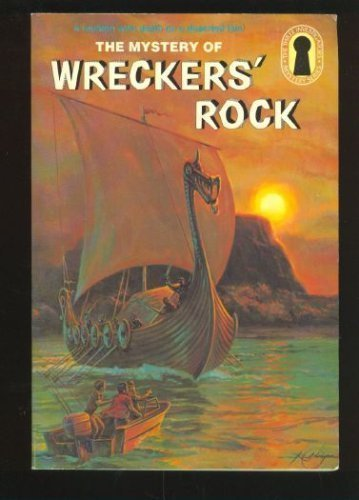 9780394873756: The Three Investigators in: The Mystery of Wreckers' Rock (Three Investigators Mystery)