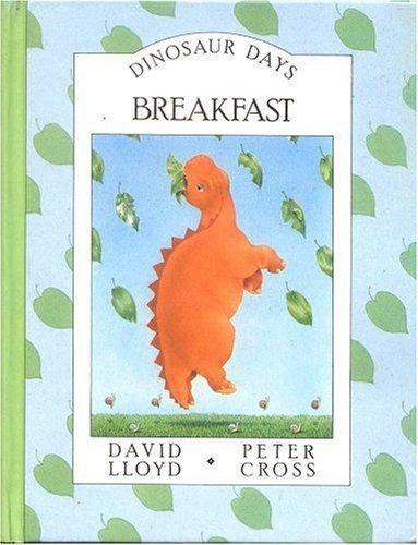 9780394873787: BREAKFAST (Dinosaur Days)
