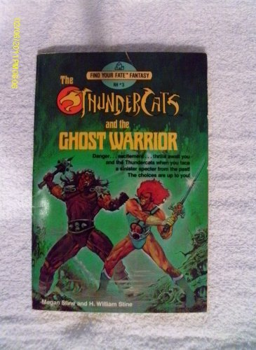9780394874197: THUNDERCTS&GHOST WARR (Find Your Fate Fantasy, No 3)