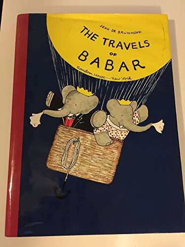 9780394874531: TRAVELS OF BABAR