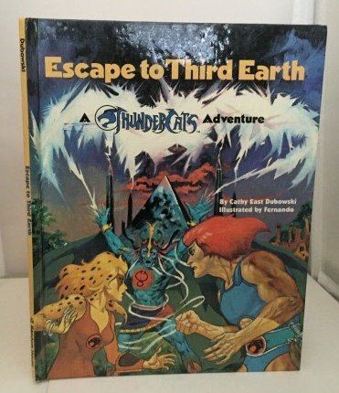 Escape to Third Earth (0394874676) by Dubowski, Cathy East