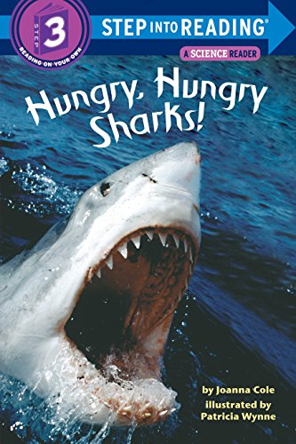 9780394874715: Hungry, Hungry Sharks! (Step into Reading)