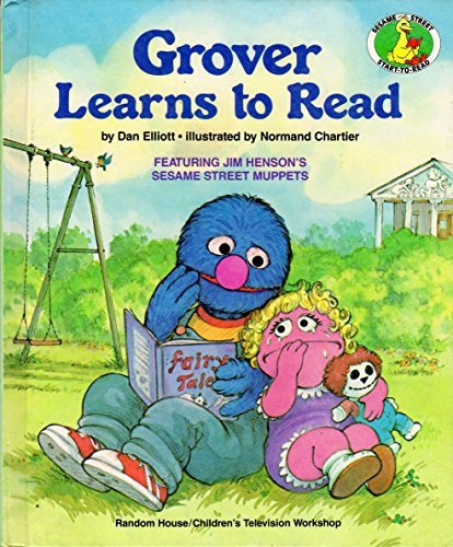 9780394874982: Grover Learns to Read