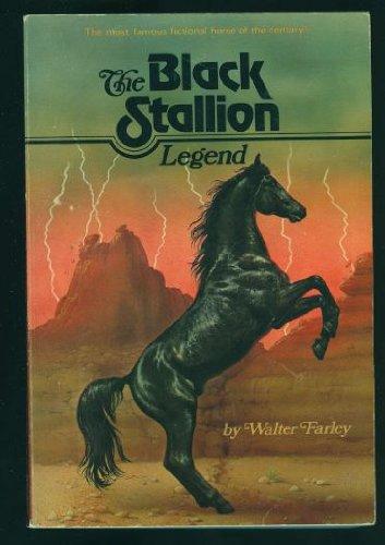 9780394875002: BLACK STALLION LEGEND (Black Stallion (Paperback))