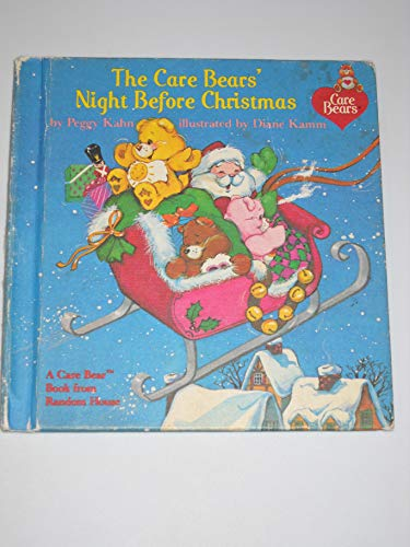9780394875026: Care Bears' Night Before Christmas (Care Bear Books)