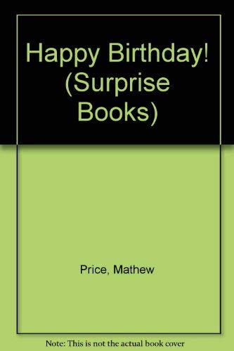 9780394875361: HAPPY BIRTHDAY! (Surprise Books)