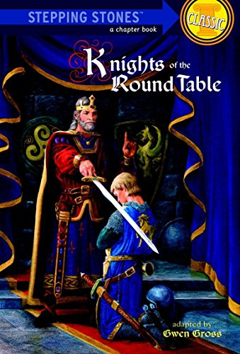 9780394875798: Knights of the Round Table (A Stepping Stone Book)
