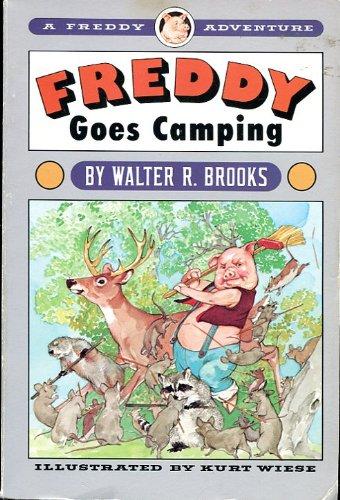 9780394876023: Freddy Goes Camping