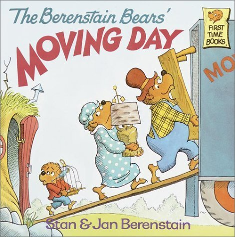 9780394876528: The Berenstain Bears' Moving Day (First Time Books)