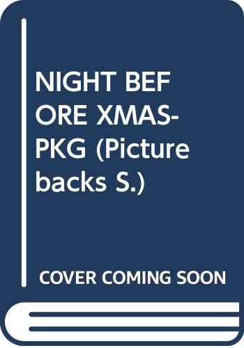 NIGHT BEFORE XMAS-PKG (Picturebacks) (9780394876580) by Clement C. Moore