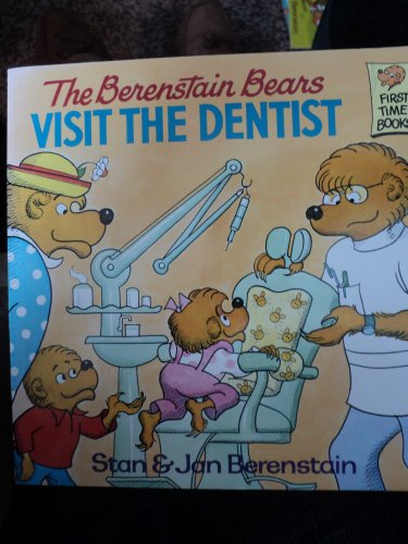 9780394876597: The Berenstain Bears Visit the Dentist