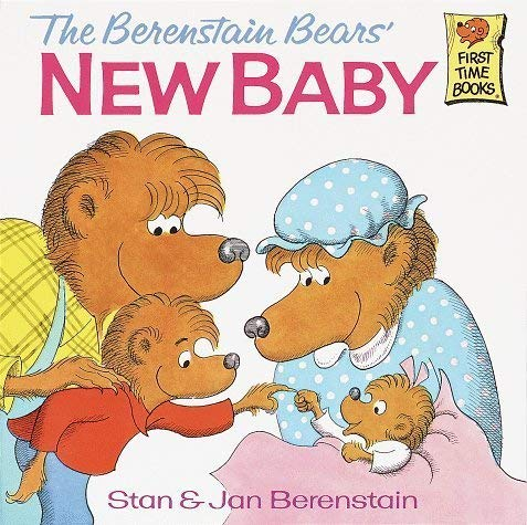9780394876610: Berenstain Bears New Baby (First Time Books)