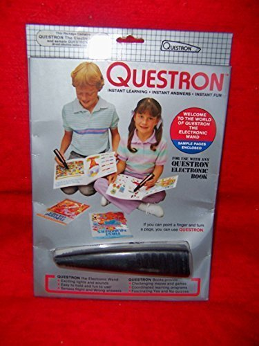 9780394876849: Questron the Electronic Wand