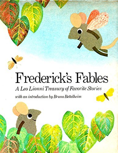 9780394877105: Frederick's Fables: A Leo Lionni Treasury of Favorite Stories