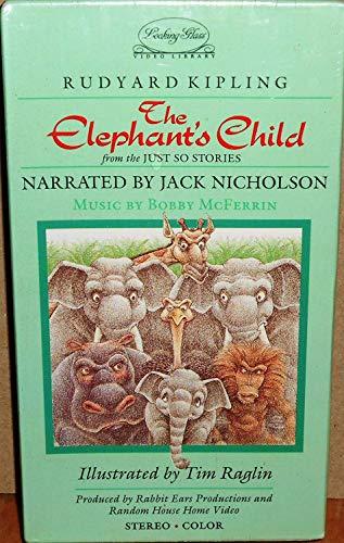 9780394878614: Elephant's Child [VHS]