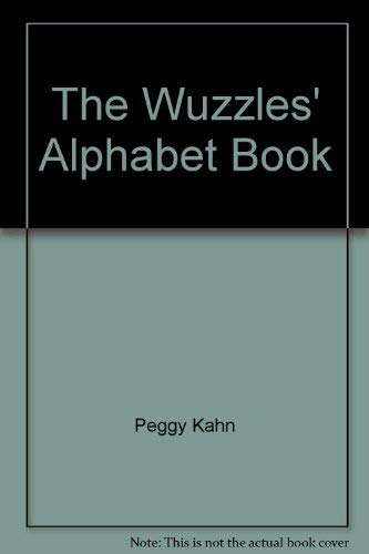 The Wuzzles' Alphabet Book (0394878760) by Peggy Kahn