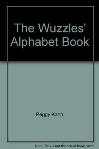 The Wuzzles' Alphabet Book (9780394878768) by Peggy Kahn