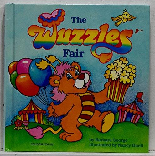 9780394879123: The Wuzzles Fair