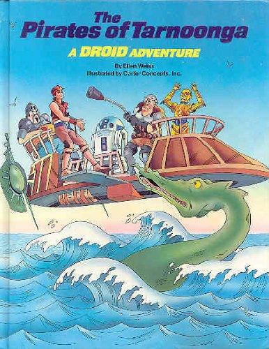 9780394879260: The Pirates of Tarnoonga: A Droid Adventure