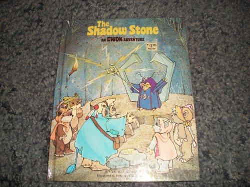 9780394879277: The shadow stone: An Ewok adventure
