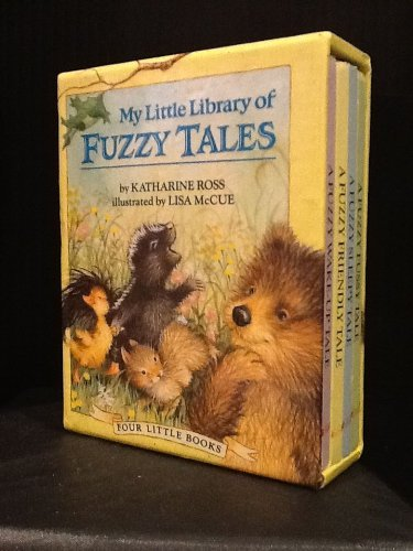 9780394879581: My Little Library of Fuzzy Tales
