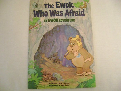 9780394879789: The Ewok Who Was Afraid (An EWOK Adventure, Happy House)