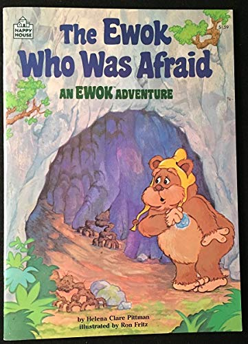 9780394879789: The Ewok Who Was Afraid (An EWOK Adventure, Happy House)