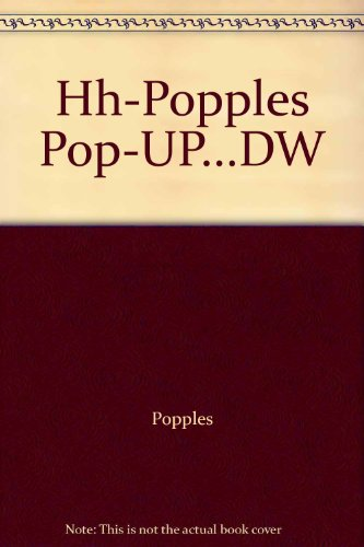 9780394879819: Hh-Popples Pop-UP...DW [Paperback] by Popples