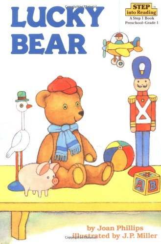 9780394879871: Lucky Bear (Step into Reading)