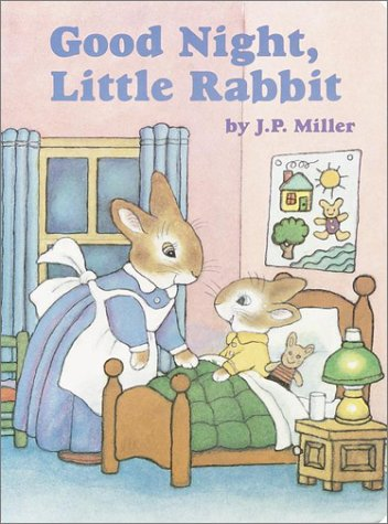 9780394879925: Good Night Little Rabbit (Great Big Board Books)