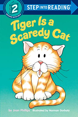 9780394880563: Tiger Is a Scaredy Cat