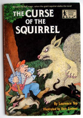 9780394882000: CURSE OF THE SQUIRREL (A Stepping Stone Book(TM))