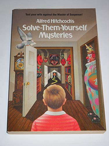 9780394882406: Alfred Hitchcock's Solve-Them-Yourself Mysteries
