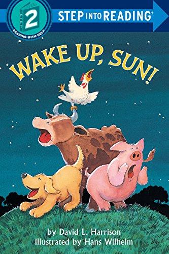 Wake up Sun (Step into Reading: A Step 1 Book): Harrison, David L.