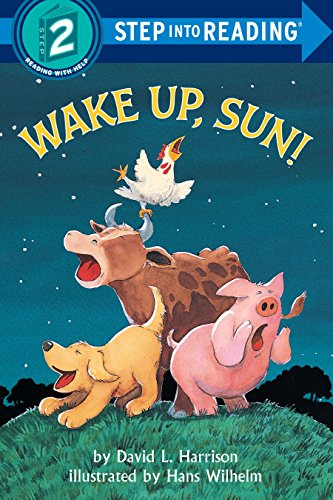 9780394882567: Wake Up, Sun! (Step-Into-Reading, Step 2)