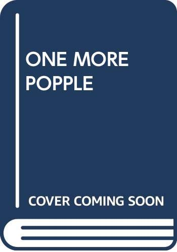 9780394882581: ONE MORE POPPLE (A Gatefold book with open-the-page surprises)