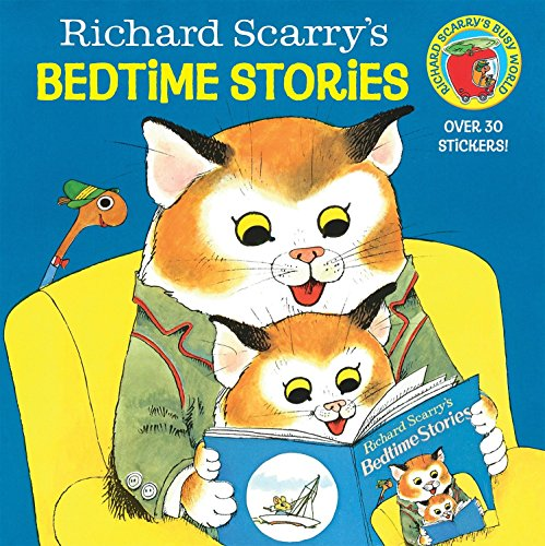 9780394882697: Richard Scarry's Bedtime Stories (A Random House pictureback)