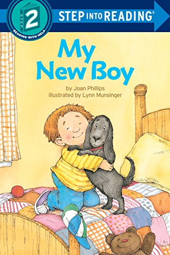 9780394882772: My New Boy (Step into Reading)